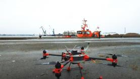 Ports & Drones - can a drone really do that?
