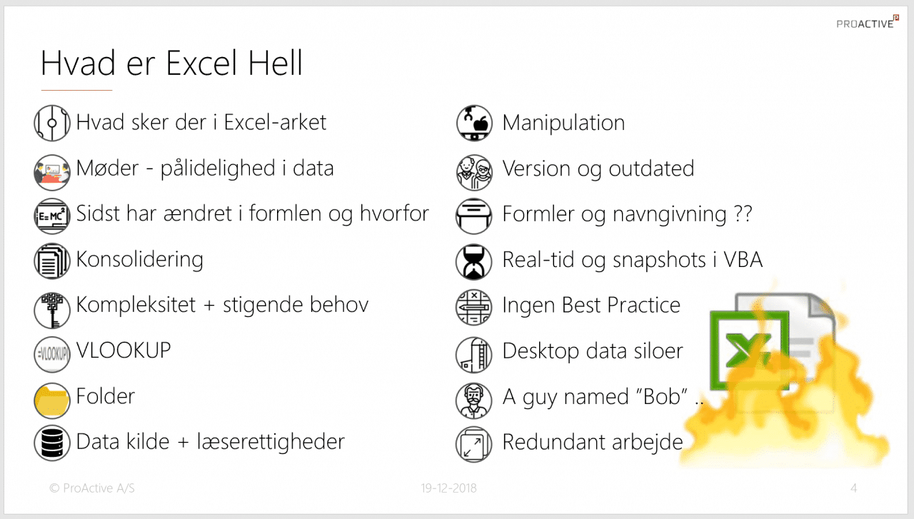 Excel-hell