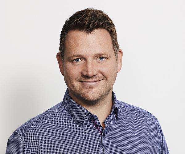 Kim Skov Hilding fra Dansk Standard