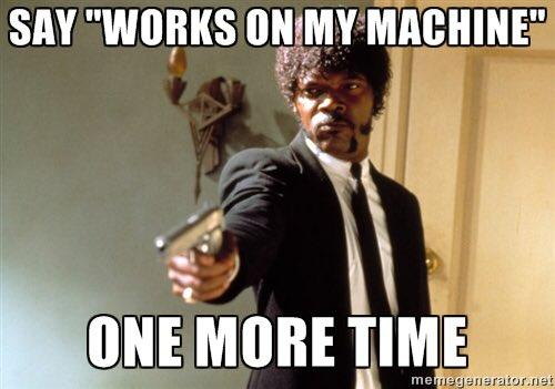 worksonmymachine