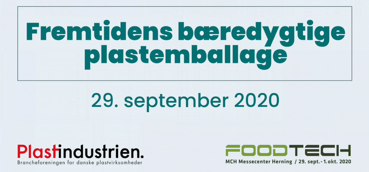 Konference: Fremtidens bæredygtige plastemballage