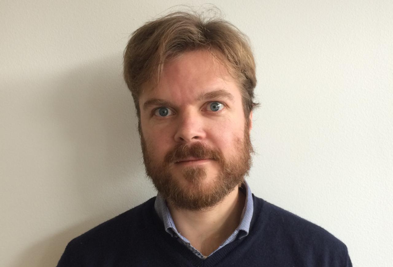 Jacob Bille Krogh er chef for målstyring og patientlogistik i Region Hovedstadens Psykiatri