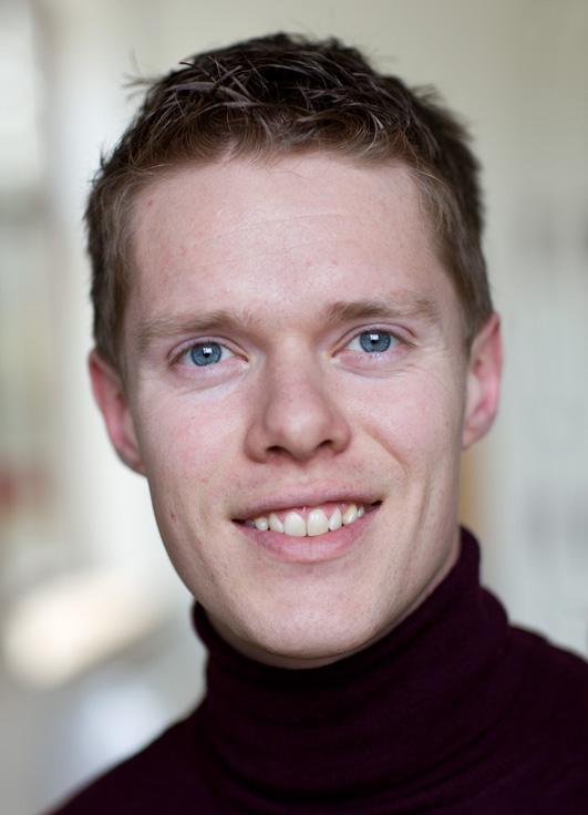 Søren Bertelsen er data scientist i Advanced Analytics i Novo Nordisk og uddannet kemiker