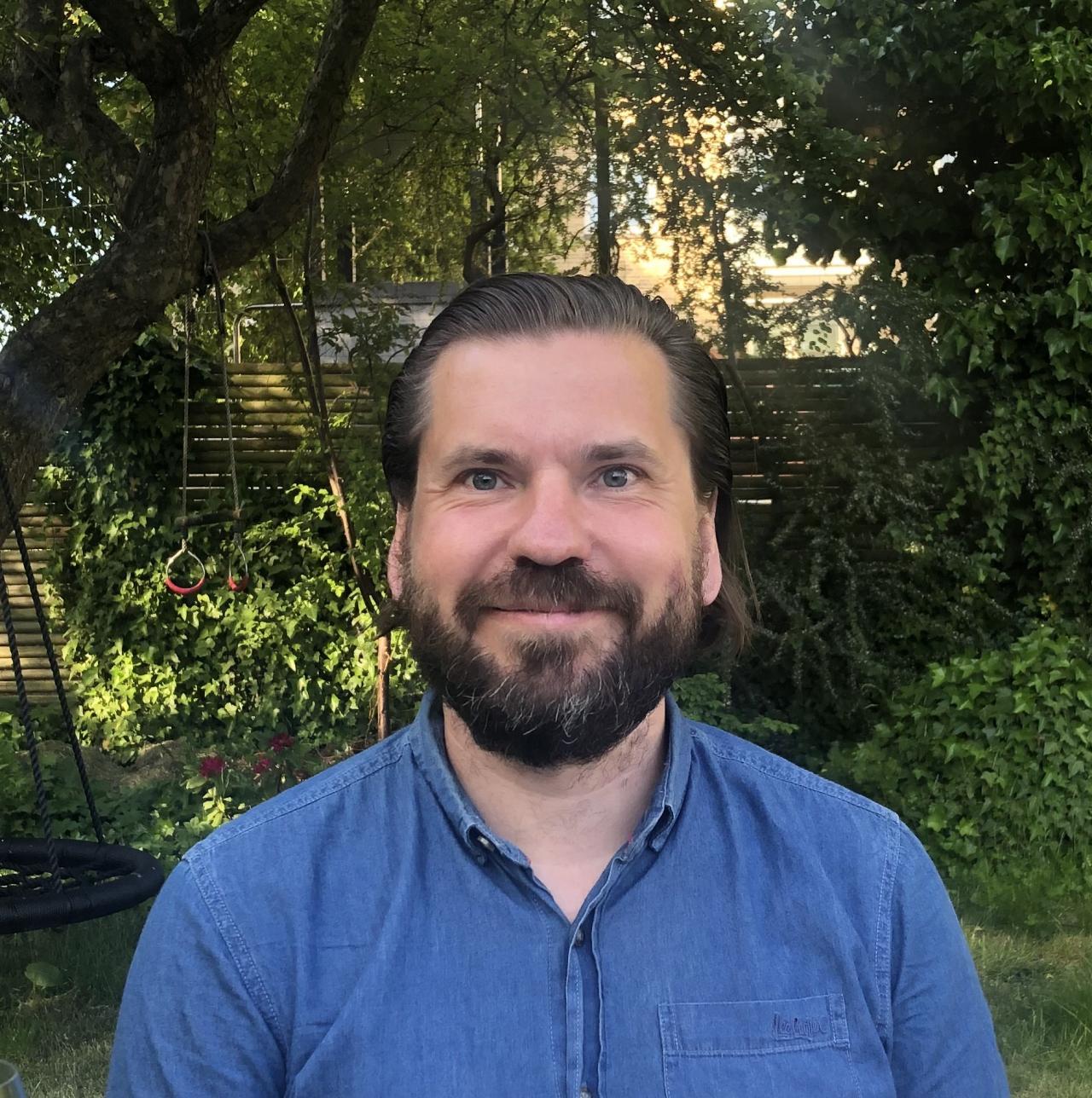 Rasmus Bækgaard er programleder for Gladsaxe Kommunes GDPR-program