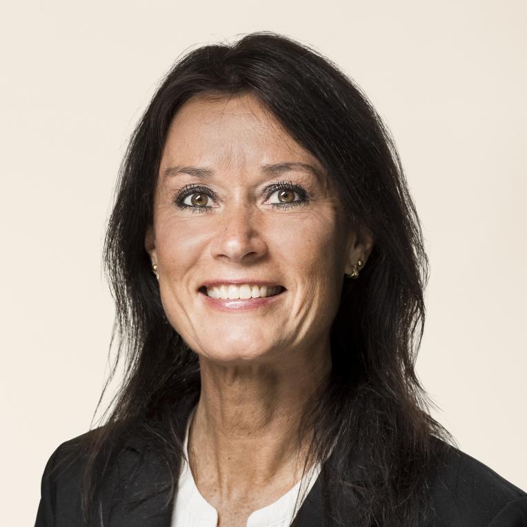 Portrætfoto af Brigitte Klintskov Jerkel (K).