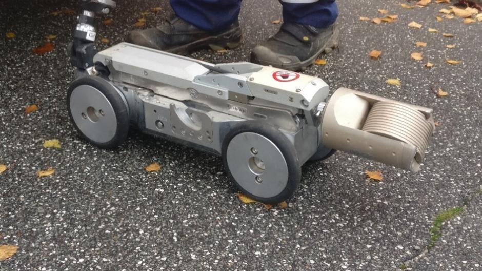 Robot kloak