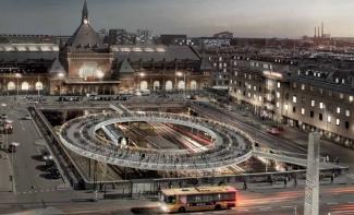 I december 2015 udbød Københavns Kommune opgaven om at udarbejde et scenariekatalog med løsningsforslag, der skal beskrive mulighederne for at etablere mere og bedre cykelparkering på arealerne omkring Hovedbanegården.