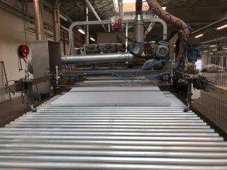 Isoleringsmateriale af tekstil