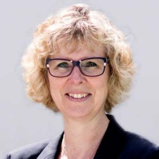 Portrætfoto af Susan Münster.