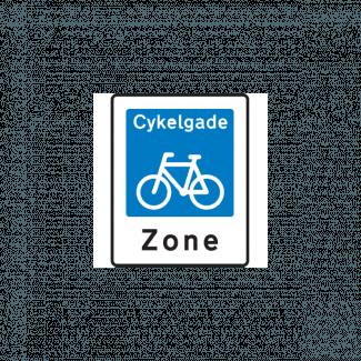 Cykelgade