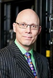 Allan Frank, it-sikkerhedsspecialist og jurist ved Datatilsynet