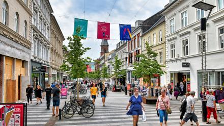 Printerpatroner eller persontransport? Analyse af faktura skal gøre Aarhus mere grøn1