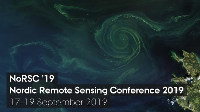The Nordic Remote Sensing Conference 2019